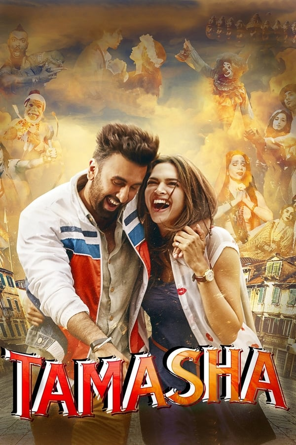 Tamasha (2015) Hindi | x264 Blu-Ray | 1080p | 720p | 480p | Download | Watch Online | GDrive | Direct Links