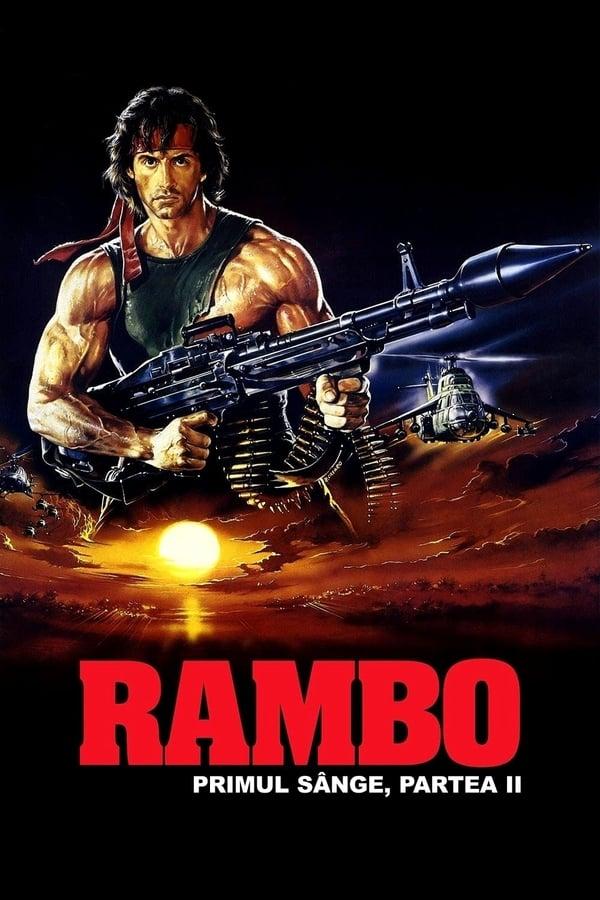 Rambo: Primul sânge, partea II - 1985