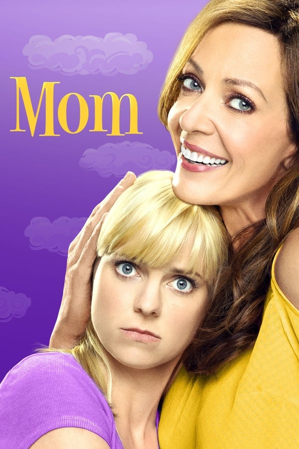 Mom season 7 poster