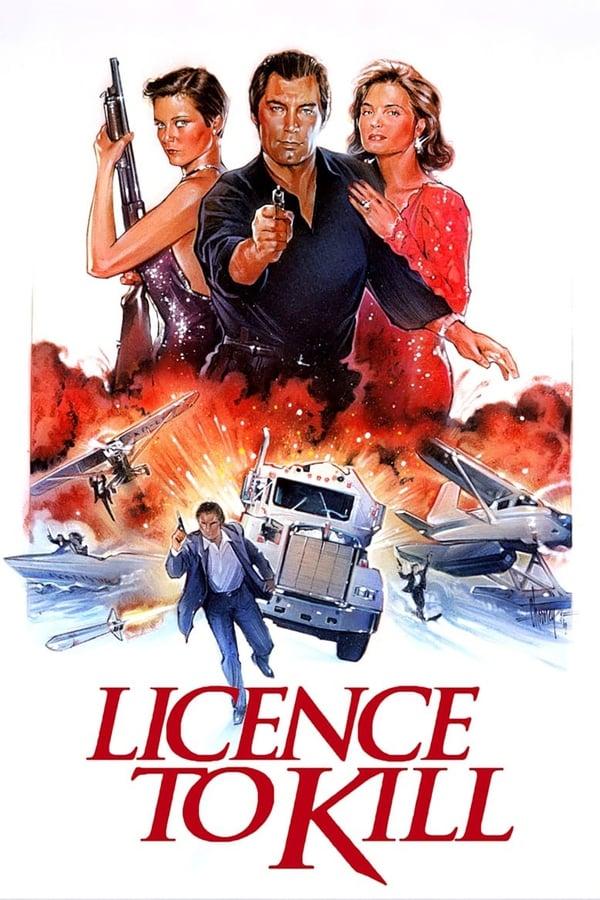 ჯეიმს ბონდი აგენტი 007: ლიცენზია მკვლელობაზე / Licence to Kill ქართულად