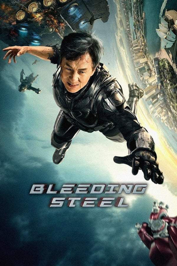 Bleeding Steel (2019) Hindi + English [Dual Audio] 720p | 480p | Blu-Ray | 1.1GB, 350MB