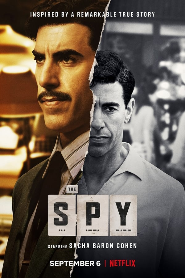 The Spy Season 01 Complete 1080p WEB-DL | 720p | Netflix Exclusive Series | Download | Watch Online | Direct Links | GDrive