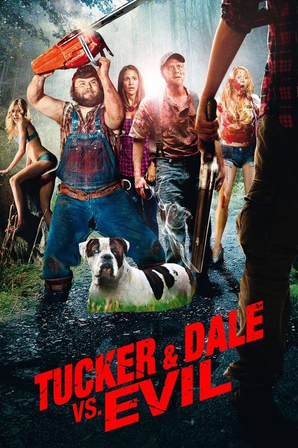 Tucker and Dale vs. Evil Poster