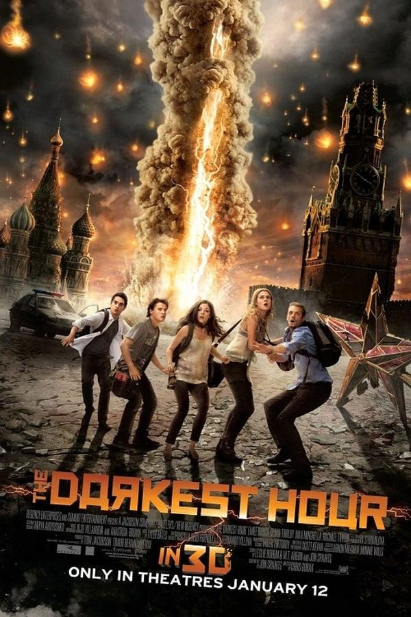 The Darkest Hour | 2011 | Hindi+English | 1080p | 720p | BluRay