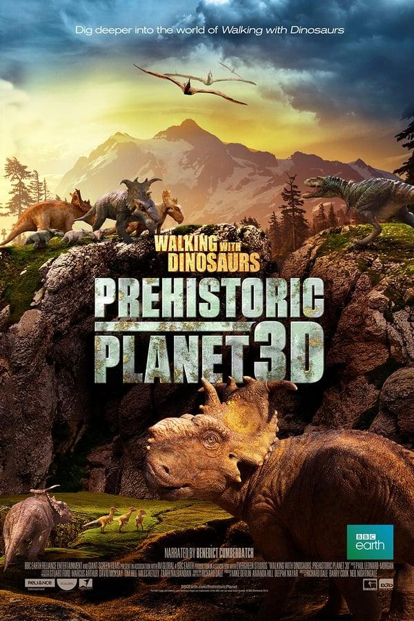 გასეირნება დინოზავრებთან ერთად 3D / Walking with Dinosaurs 3D ქართულად