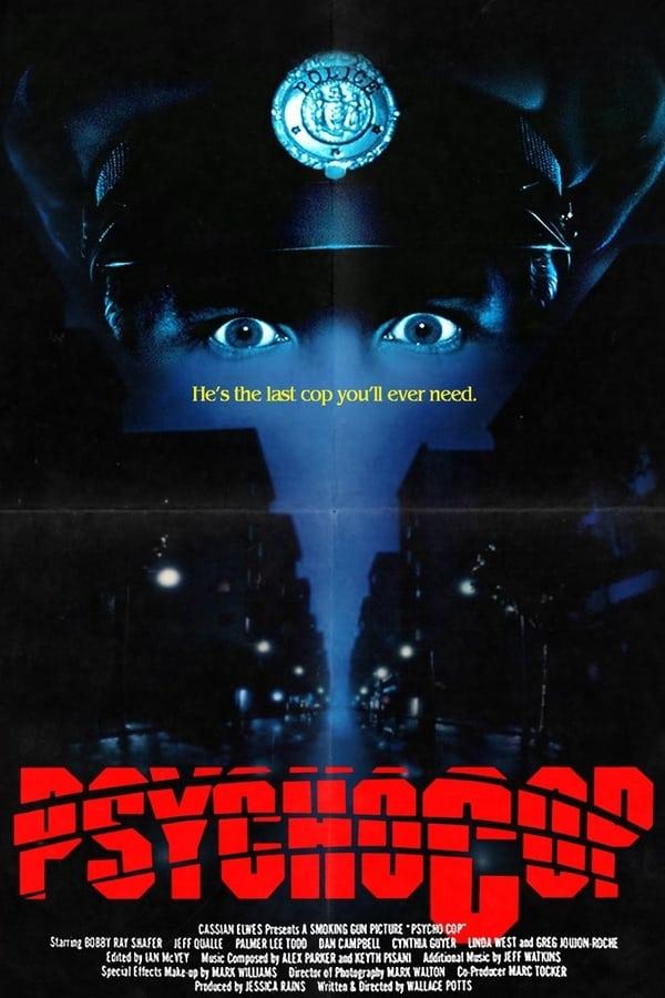 Psycho Cop (1989) Poster