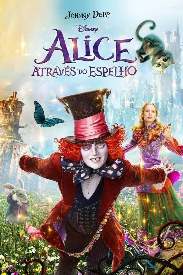 Assistir Alice Através do Espelho Online