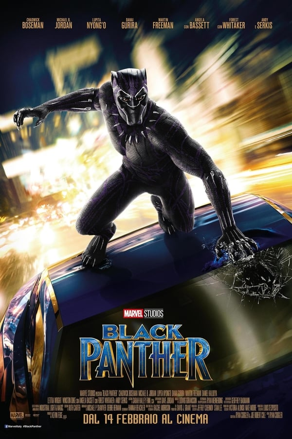 Guarda Black Panther 2018 HD Streaming HD Streaming
