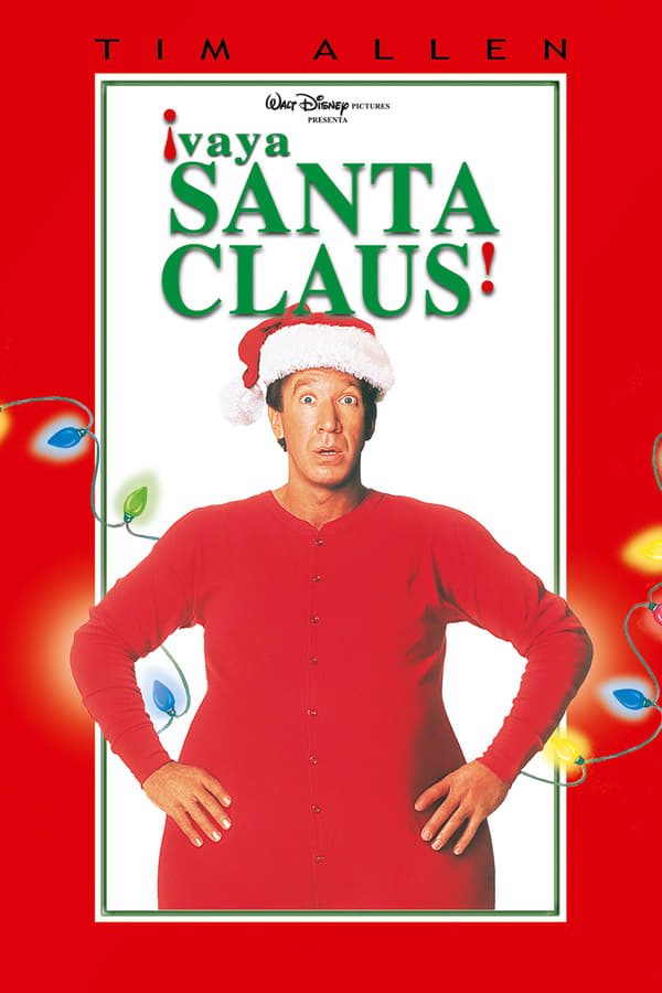 Santa Cláusula ( ¡Vaya Santa Claus! )
