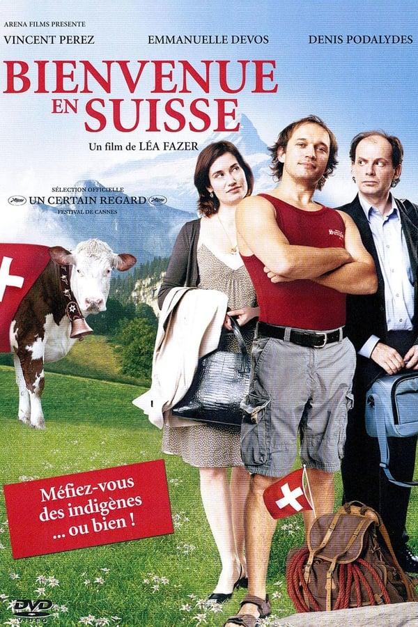 კეთილი იყოს თქვენი მობრძანება შვეიცარიაში / Welcome to Switzerland