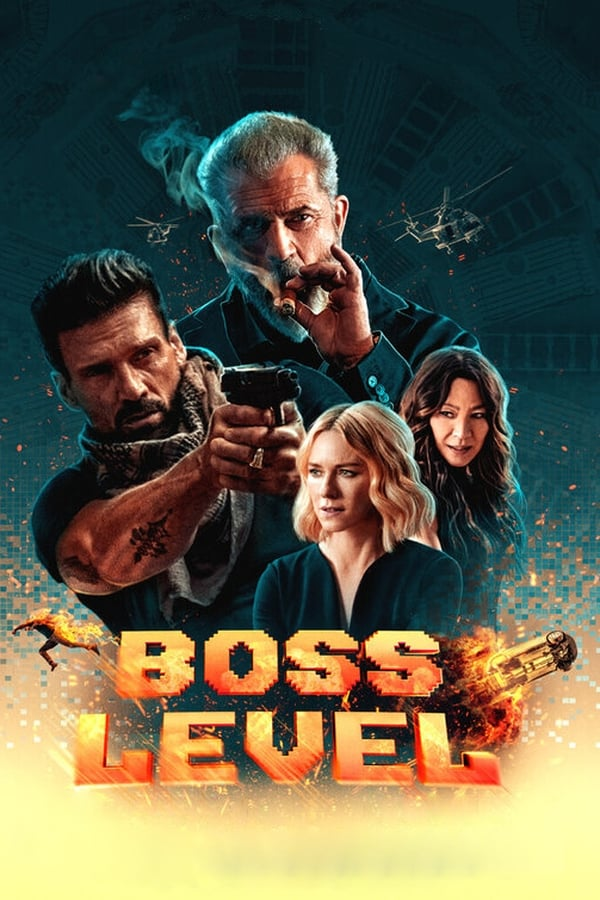Boss Level (2021) 1080p WEBRip Dual Audio [Unofficial Dubbed] Hindi-English x264 AAC