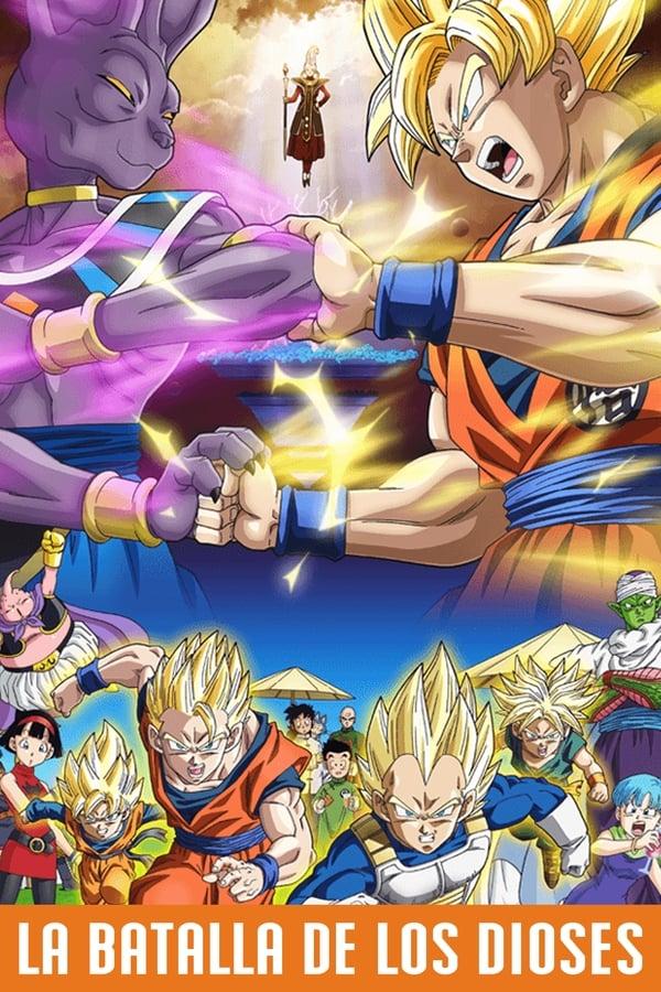Ici Bd 1080p Dragon Ball Z La Batalla De Los Dioses Español Película Subtitulado E5axgjt4iu