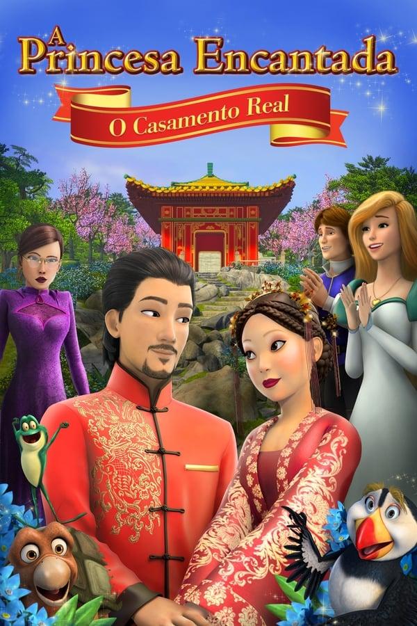 Assistir A Princesa Encantada: O Casamento Real Online