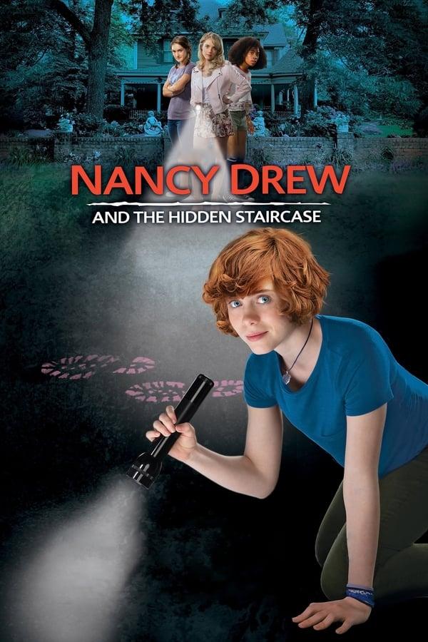 Nancy Drew y la Escalera Secreta