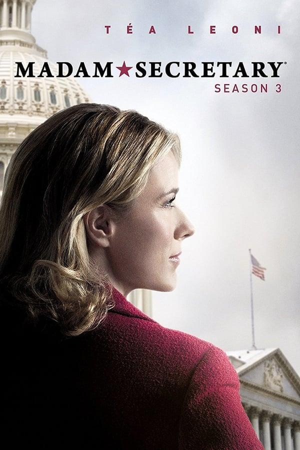 Ponia sekretorė (3 sezonas)