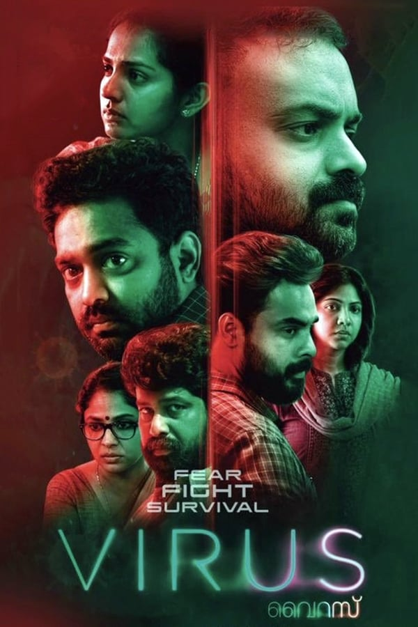 Virus (2019) Malayalam 1080p | 720p | WEB-DL | 2.50 GB,1.20 GB | Download | Watch Online | Direct Links | GDrive