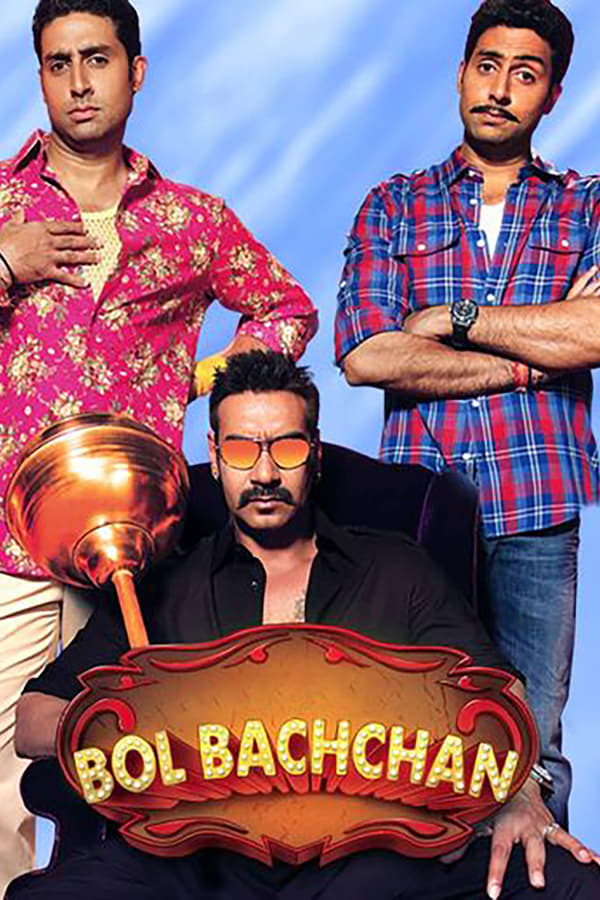 Bol Bachchan (2012) [Hindi DD5.1+ESub] | x264 10Bit BluRay | 1080p | 720p | 480p | Download | Watch Online | GDrive | Direct Links