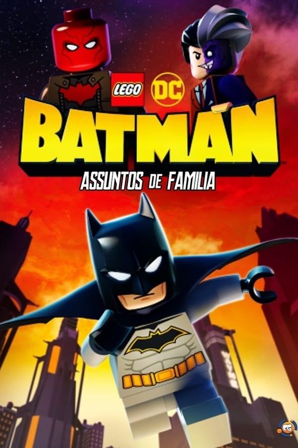 Assistir LEGO DC: Batman: Assuntos De Família