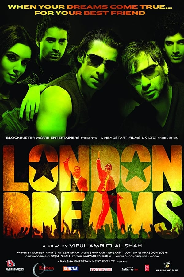 London Dreams (2009) Hindi Full Movie 1080p WEB-DL | 720p | 3.40GB | 2.87GB | Download | Watch Online | Direct Links | GDrive