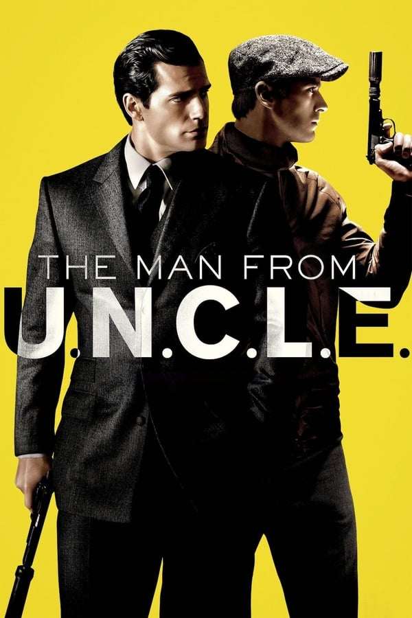 |FR| The Man from U.N.C.L.E.