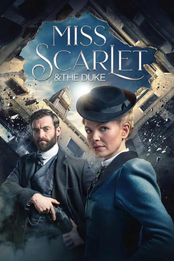 Assistir Miss Scarlet and the Duke Online