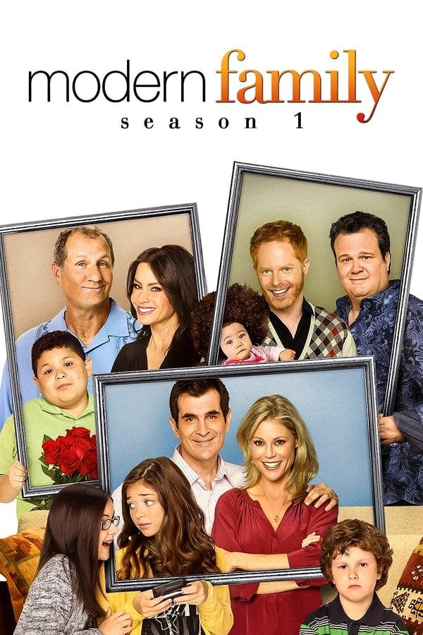 Moderni šeima (1 sezonas)