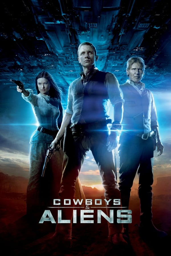 Cowboys & Aliens (2011) Hindi + English [Dual Audio] 1080p | 720p | Blu-Ray | 3GB, 1.2GB | Download | Watch Online | Direct Links | GDrive