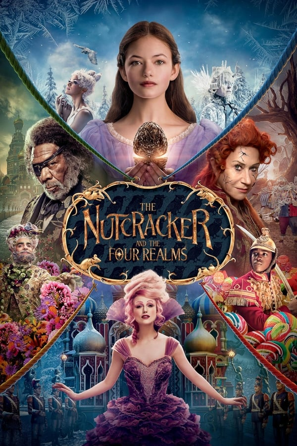 The Nutcracker and the Four Realms (2018) [Hindi + English] | x264 Blu-Ray ESubs | 720p | 480p | Download | Watch Online | GDrive | Direct Links