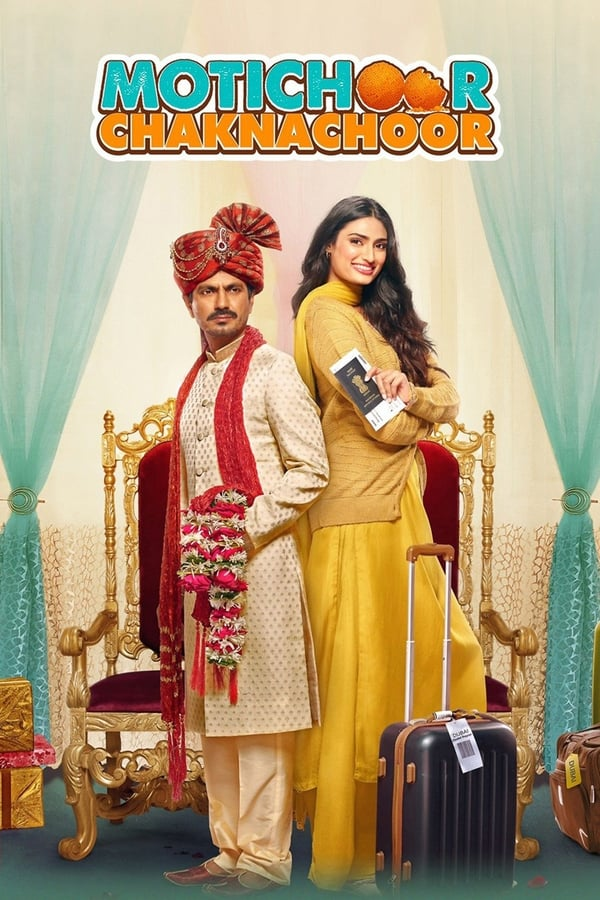 Motichoor Chaknachoor (2019) Hindi | 10bit NF WEB-Rip HEVC | 1080p | 720p | Download | Watch Online | GDrive | Direct Links