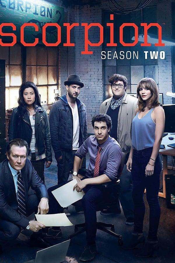 Skorpionas (2 sezonas)