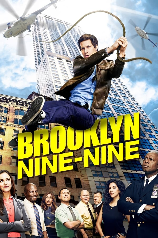 Brooklyn Nine-Nine season 6 poster