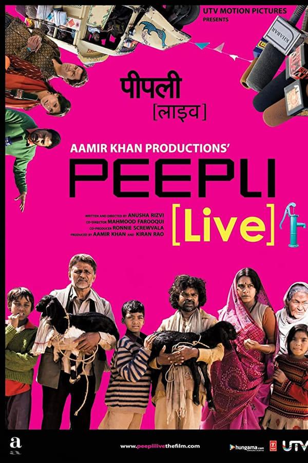 PEEPLI [Live] | 2010 | Hindi | 720p | BluRay