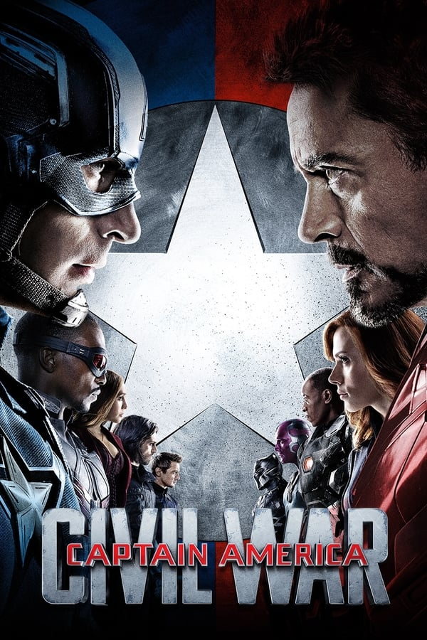 Captain America: Civil War (2016) [Hindi 5.1+English 5.1] | x265 10Bit BluRay | 1080p | 720p | 480p | Download | Watch Online | GDrive | Direct Links