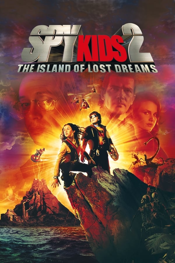 Деца шпиони 2: Островът на изгубените мечти