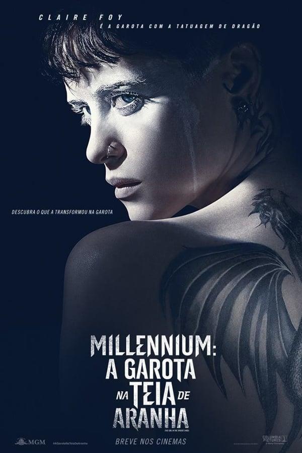 Assistir Millennium: A Garota na Teia de Aranha Online