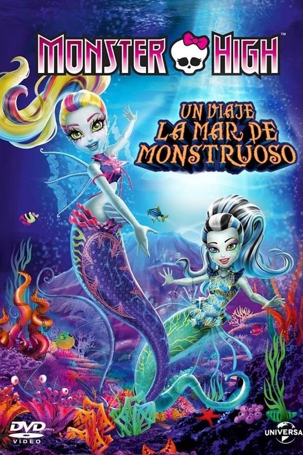 Monster High: El Gran Arrecife Monstruoso