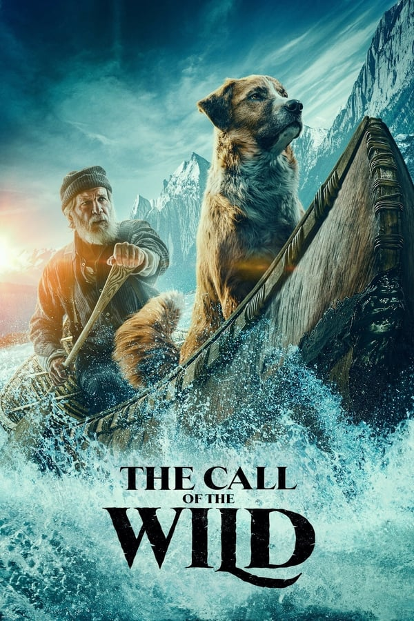 The Call of the Wild (2020) English Movie 720p Bluray x265 AAC 700MB