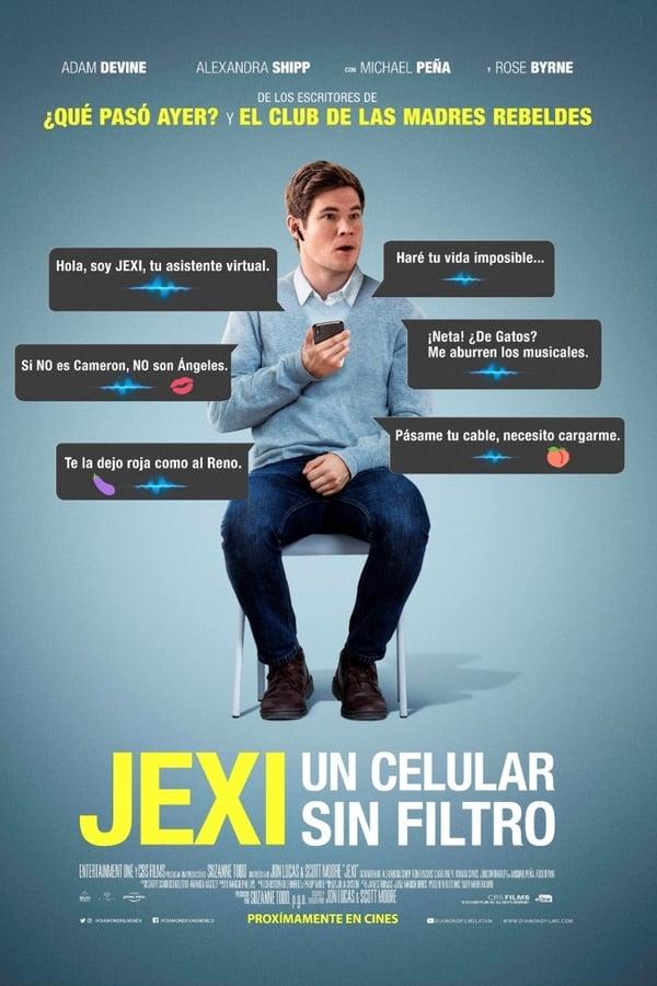 Imagen Jexi: Un Celular Sin Filtro