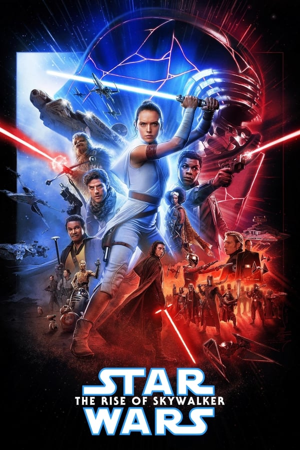 Star Wars: The Rise of Skywalker (2019) English | x265 10bit Blu-Ray HEVC | 1080p | 720p | 480p | Download | Watch Online