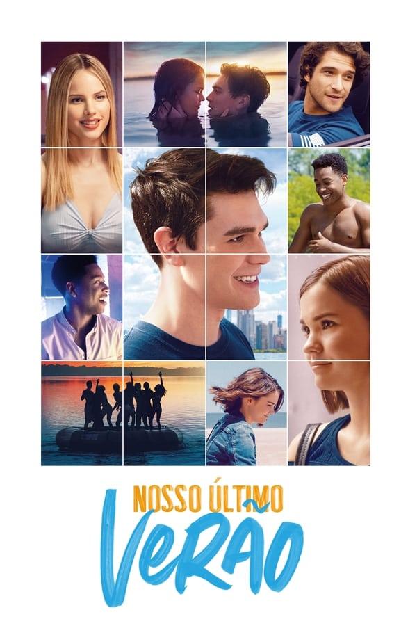 Nosso Último Verão poster, capa, cartaz