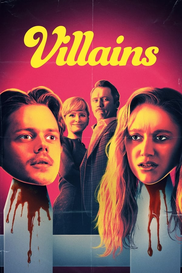 Villains (2019) English 1080p | 720p | WEB-DL | 1.4GB , 800MB | Download | Watch Online | Direct Links | GDrive