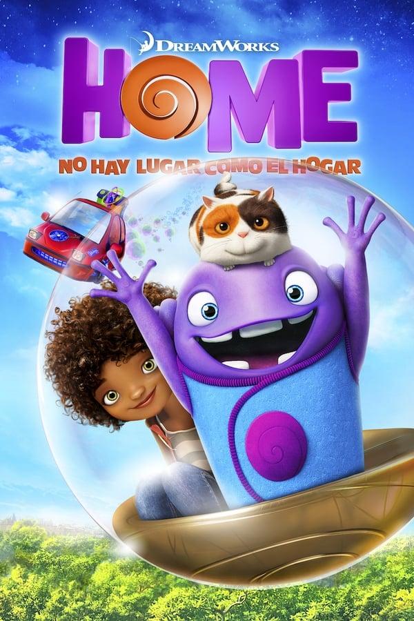 Home no hay lugar como el hogar (2015) HD 1080p Latino – CMHDD