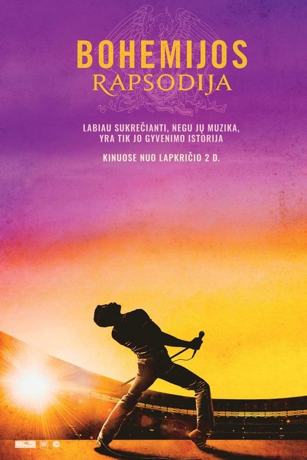 Bohemijos Raspodija / Bohemian Rhapsody (2018) online