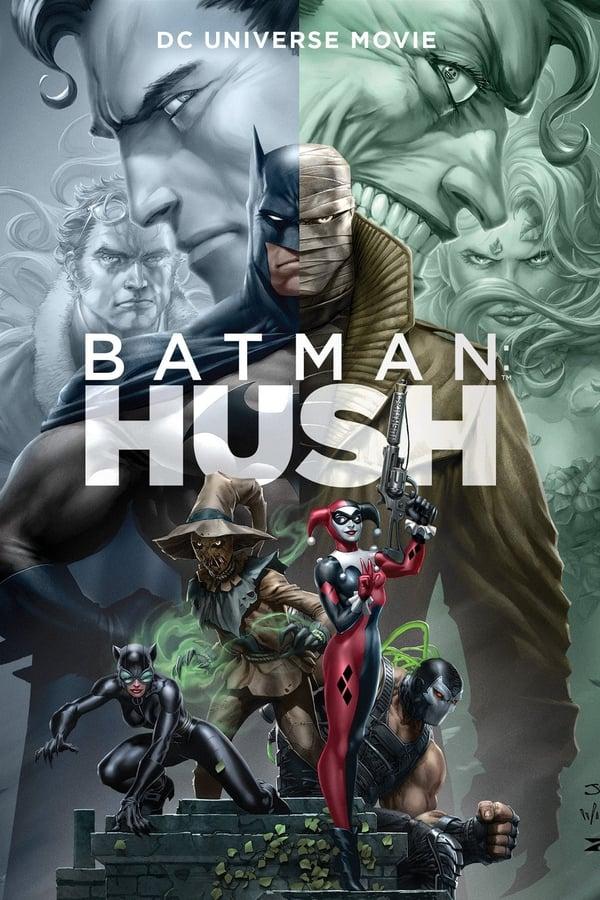 Imagen Batman: Hush