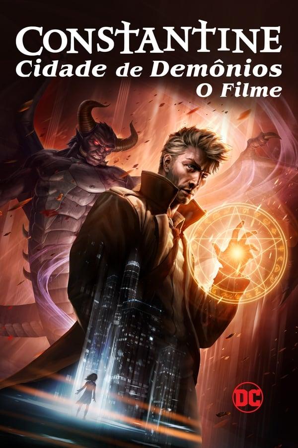 Assistir Constantine: Cidade dos Demônios Online