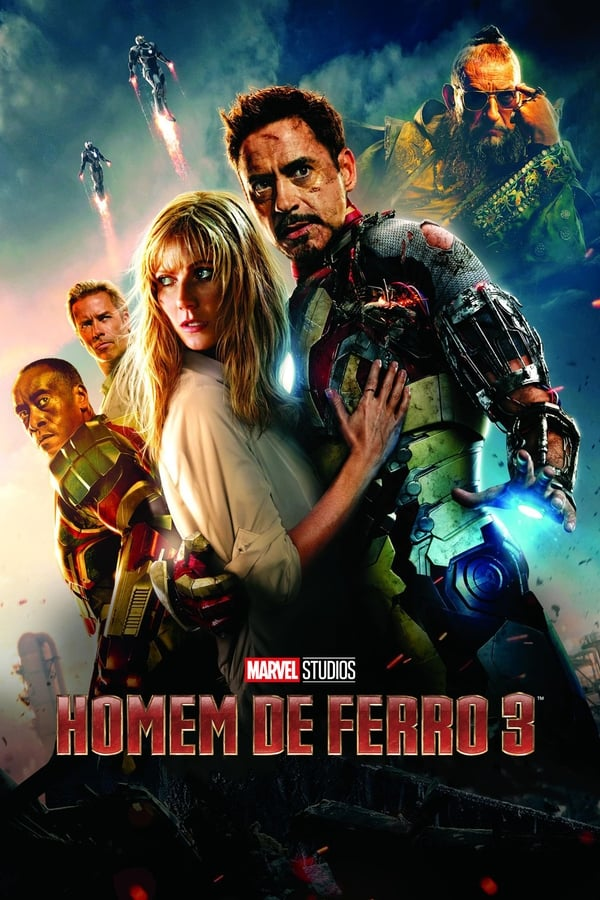 Assistir Homem de Ferro 3 Online