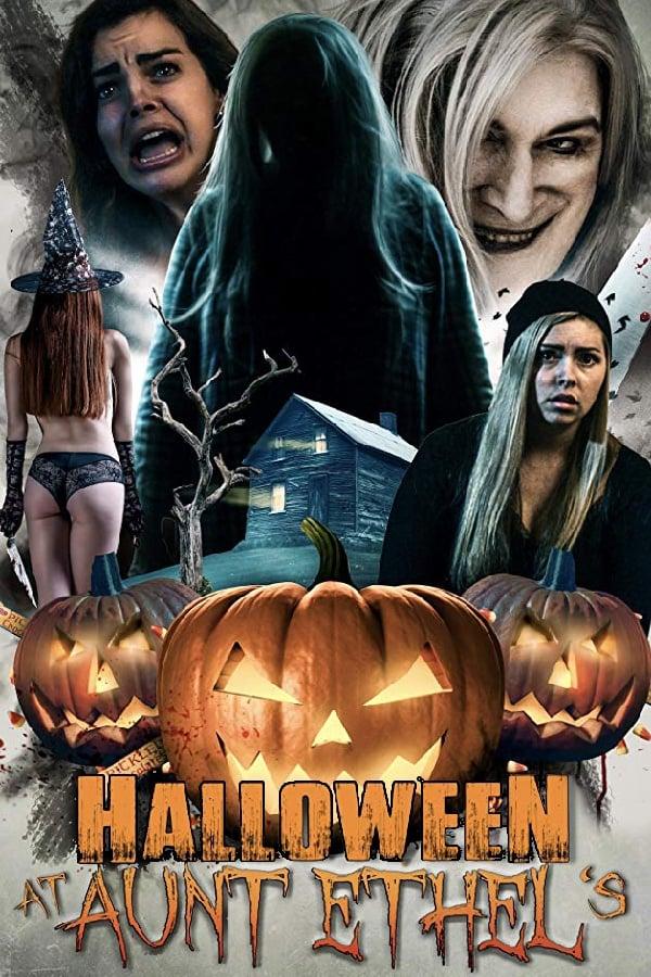 Halloween At Aunt Ethels (2018)