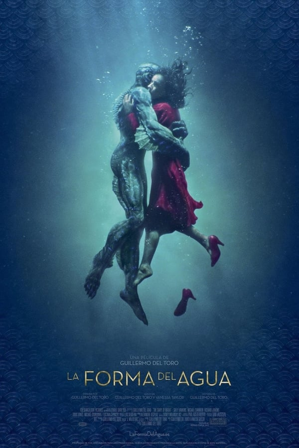 La forma del agua (The Shape of Water) ()