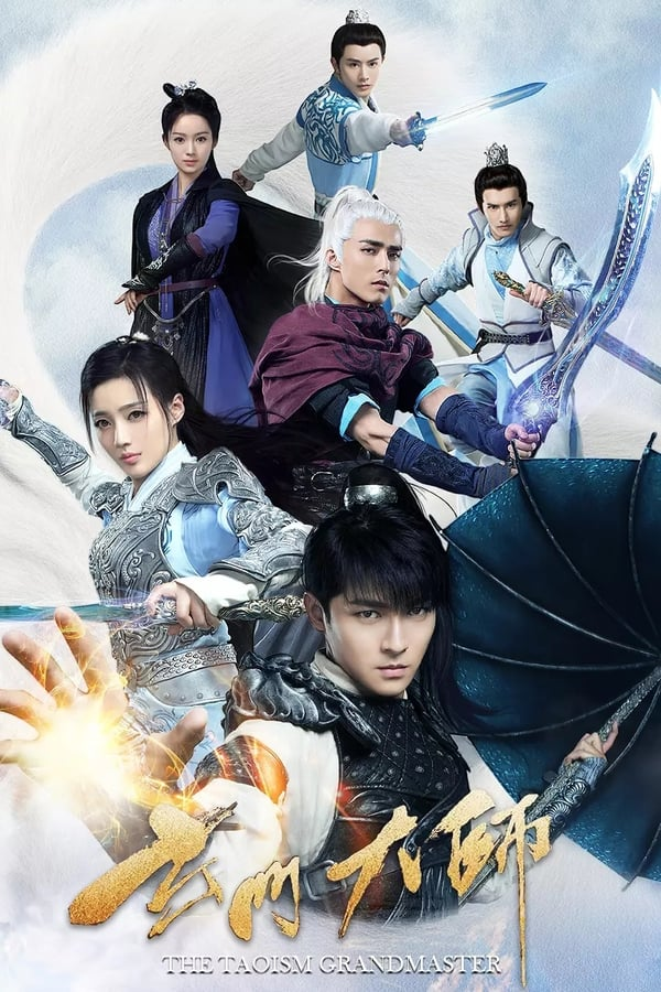 The Taoism Grandmaster (2018) Eps 34 Subtitle Indonesia 1080p + 360p
