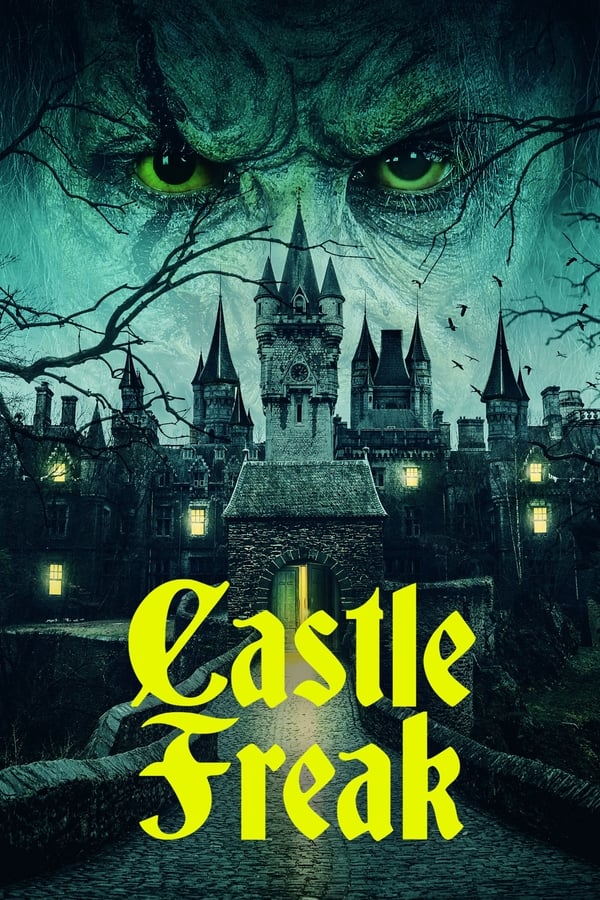 Castle Freak (2020) 720p WEBRip Dual Audio [Unofficial Dubbed] Hindi-English x264 AAC